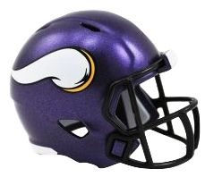 Speed Pocket Pro Club Helmet - Minnesota Vikings