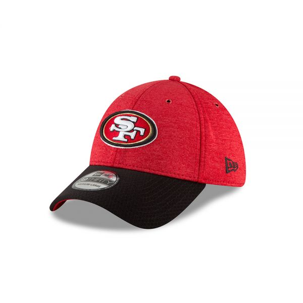 New Era 39THIRTY NFL18 Sideline Home Cap - San Francisco 49ers