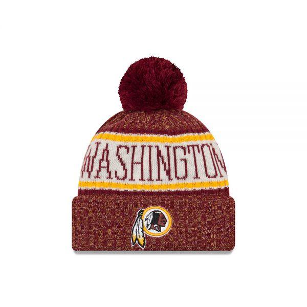 New Era On Field NFL18 Sport Knit - Washington Redskins