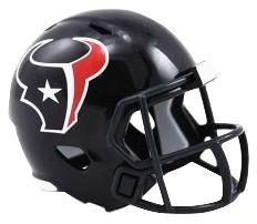 Speed Pocket Pro Club Helmet - Houston Texans