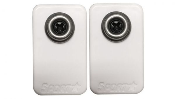 Sportstar Chin Strap Adapter - White