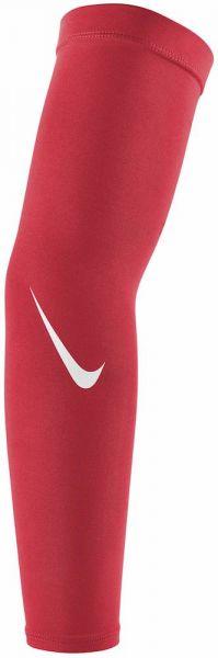 Nike Pro Dri-Fit Sleeves 4.0 (Paar) - Red
