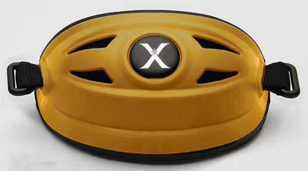 Xenith Hybrid Chin Cup - Gold