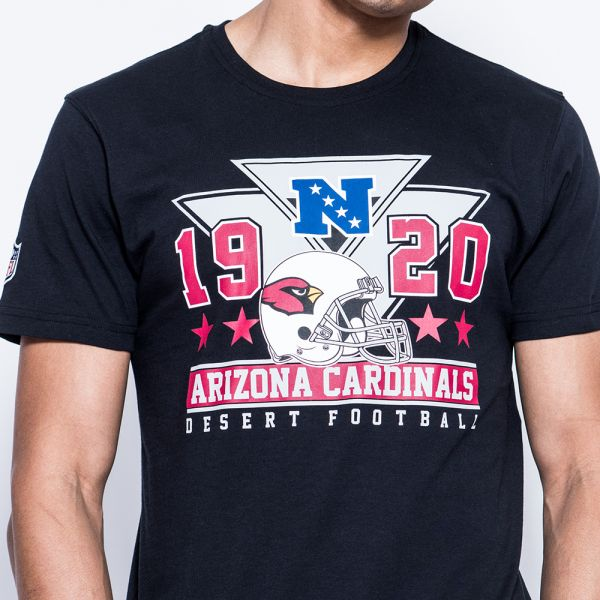 New Era NFL Triangle Classic Tee - Arizona Cardinals