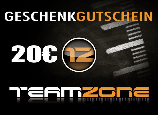 GUTSCHEIN Online & Shop 20 Euro