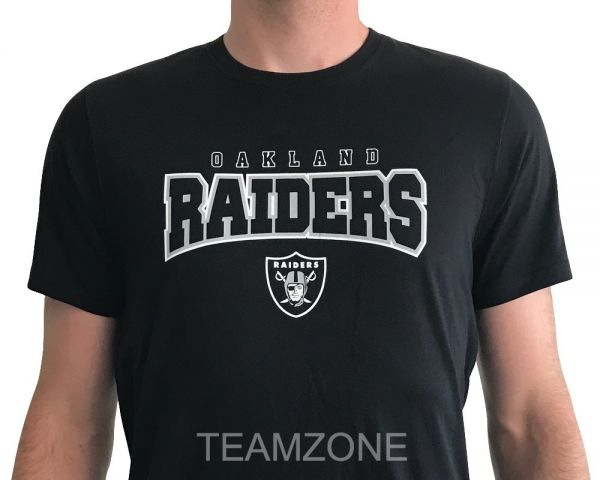 New Era NFL Ultra Fan Tee - Oakland Raiders