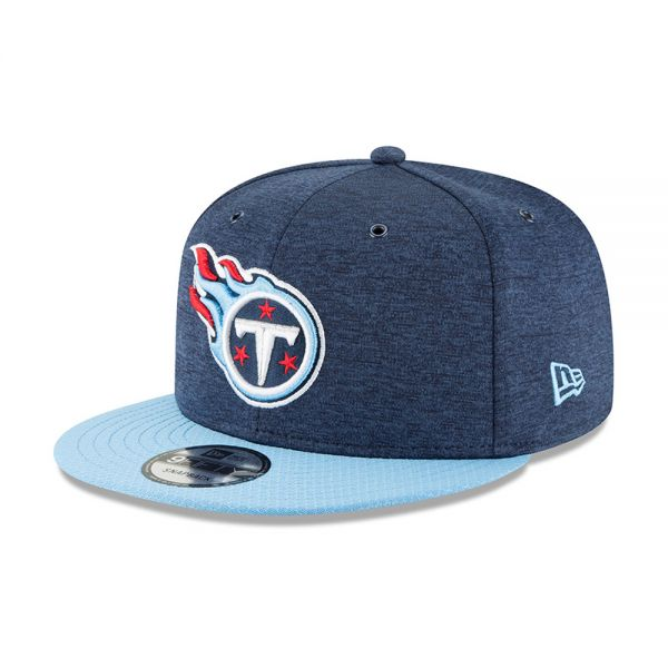 New Era 9FIFTY NFL18 Sideline Home Cap - Tennessee Titans