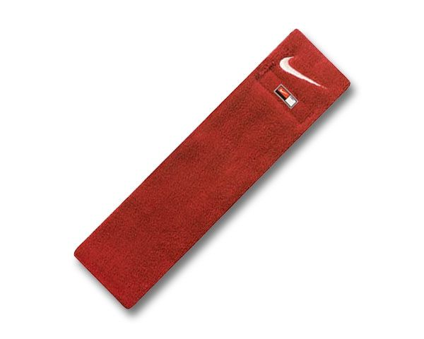 NIKE Football Towel - Red