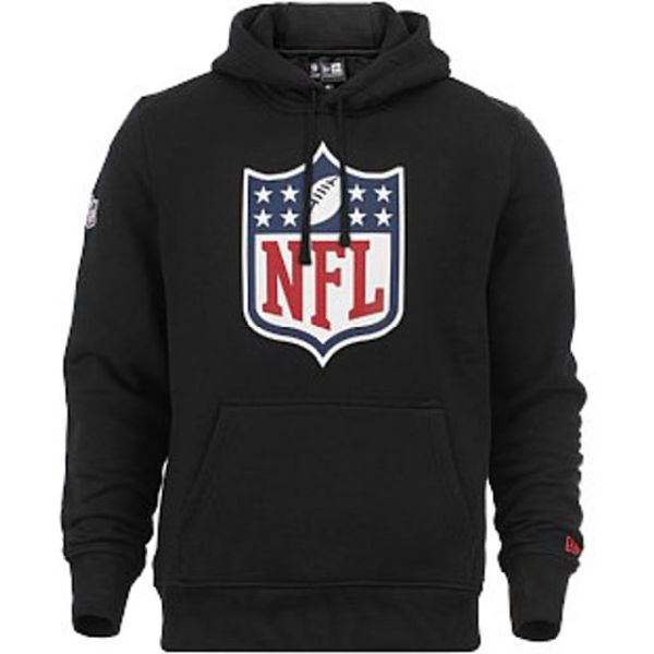 New Era NFL Logo Hoody - Black