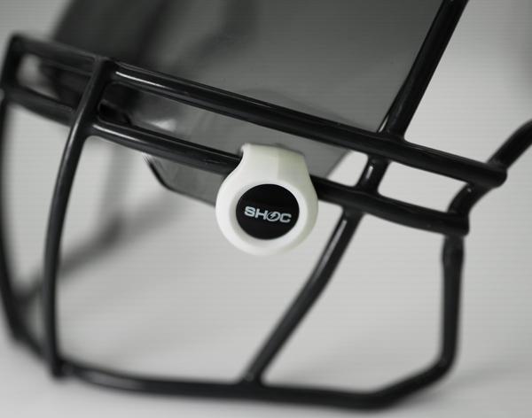 SHOC Viper Clip - White/Black