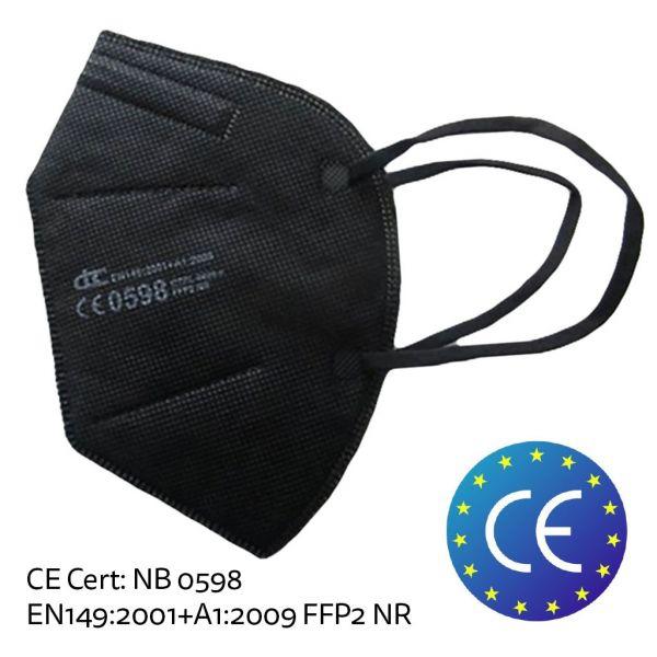 FFP2 Masken (5 Stk.) - Black