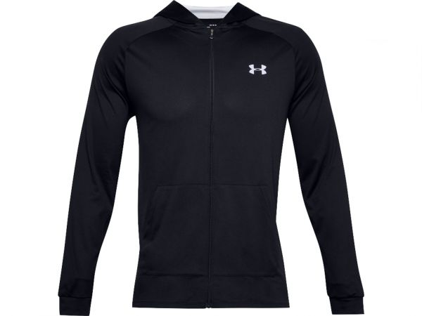 Under Armour Tech 2.0 FZ Hoodie - Black