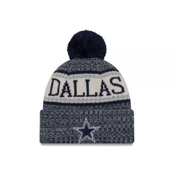 New Era On Field NFL18 Sport Knit - Dallas Cowboys