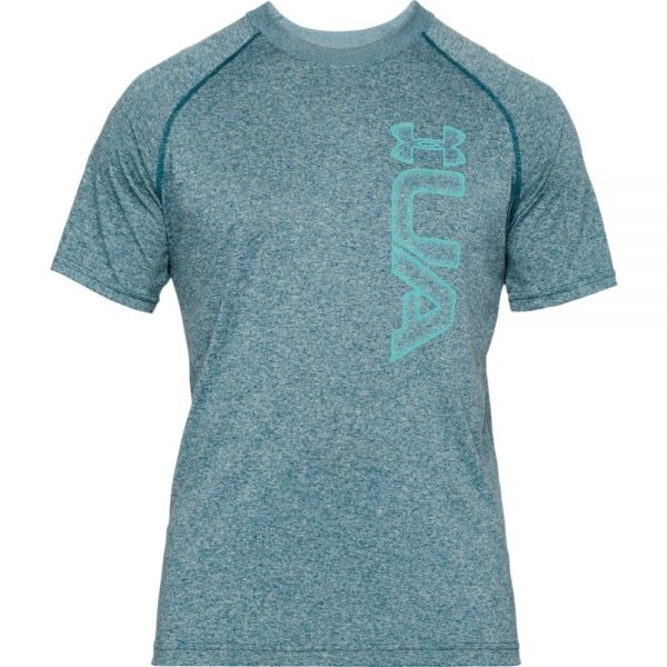 Under Armour Tech Graphic Tee - Green