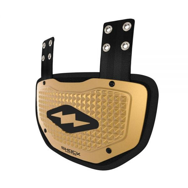 Shock Doctor YOUTH Backplate - 3D Gold