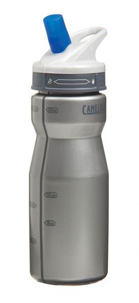 Camelbak Performance Bottle 650ml - Silber