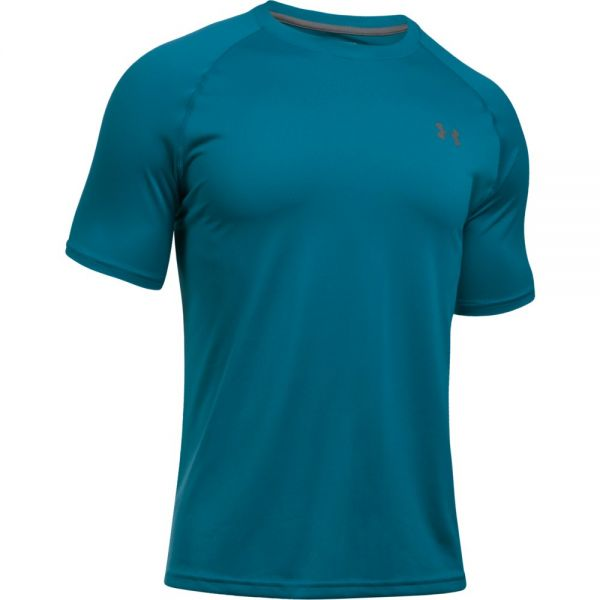 Under Armour Shortsleeve Tech Tee - Blue