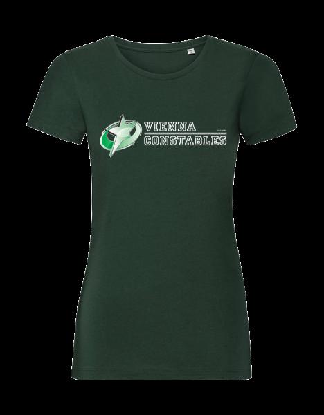 Constables T-Shirt Damen - Grün