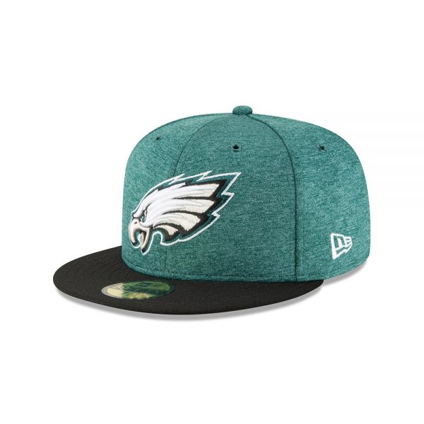 New Era 59FIFTY NFL18 Sideline Home Cap - Philadelphia Eagles
