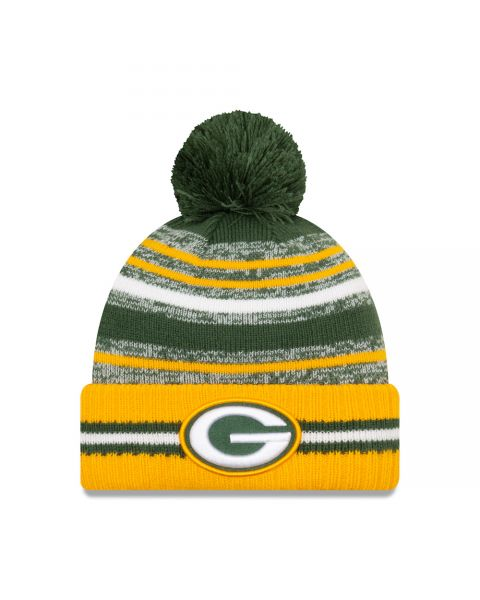 New Era NFL21 Sport Knit - Green Bay Packers