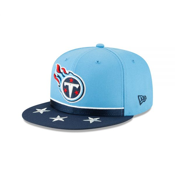 New Era NFL19 Draft Cap - Tennessee Titans