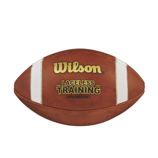 Wilson Laceless Training Football WTF1240ID