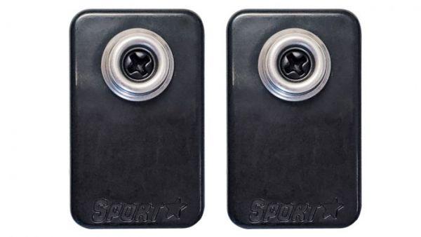 Sportstar Chin Strap Adapter - Black