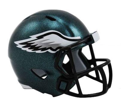 Speed Pocket Pro Club Helmet - Philadelphia Eagles