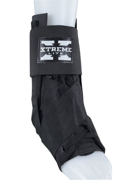 BIKE Xtreme Lite Ankle Brace with Strap