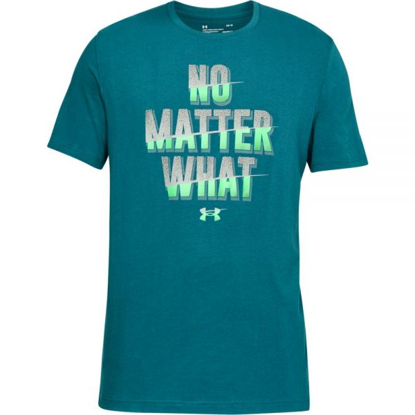 Under Armour No Matter What Tee - Green