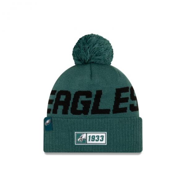 New Era On Field NFL19 Sport Knit Road - Philadelphia Eagles
