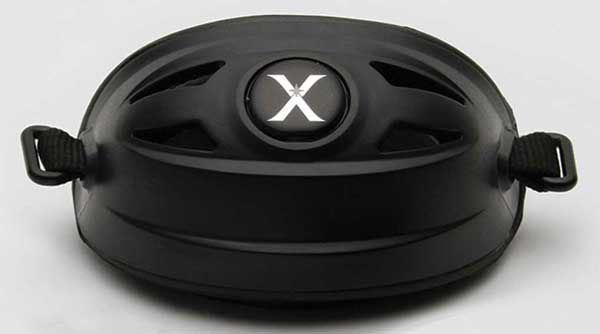 Xenith Hybrid Chin Cup - Black
