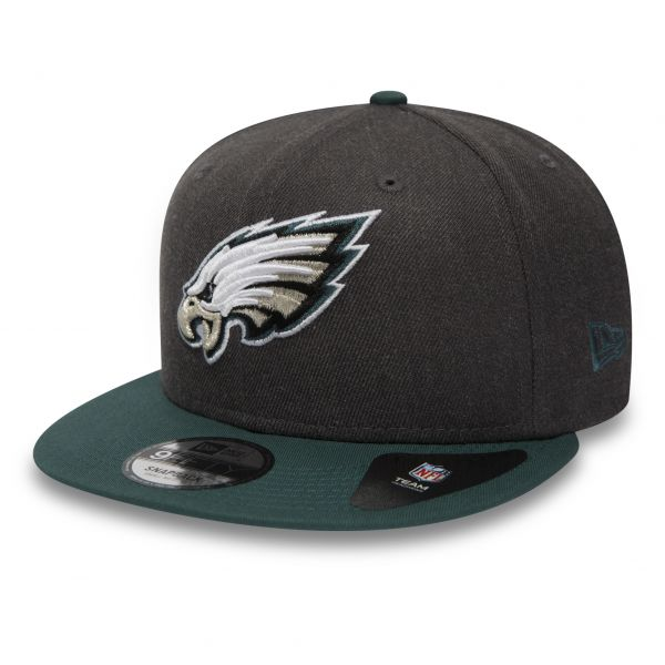 New Era 9FIFTY Heather Cap - Philadelphia Eagles