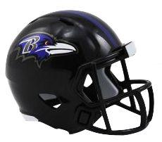 Speed Pocket Pro Club Helmet - Baltimore Ravens