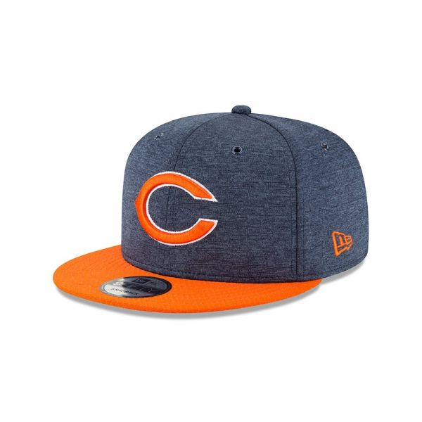 New Era 9FIFTY NFL18 Sideline Home Cap - Chicago Bears