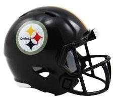Speed Pocket Pro Club Helmet - Pittsburgh Steelers