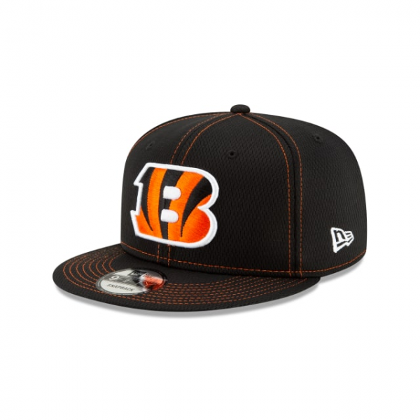 New Era 9FIFTY NFL 2019 Sideline Cap - Cincinnati Bengals