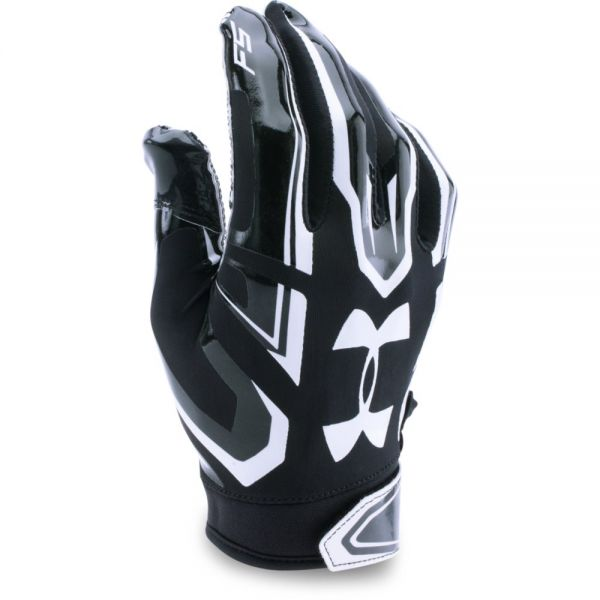Under Armour F5 Football Gloves - Black