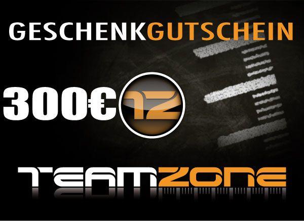 GUTSCHEIN Online & Shop 300 Euro