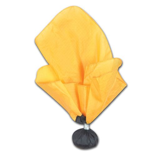 Champro Weighted Penalty Flag - Yellow/Black