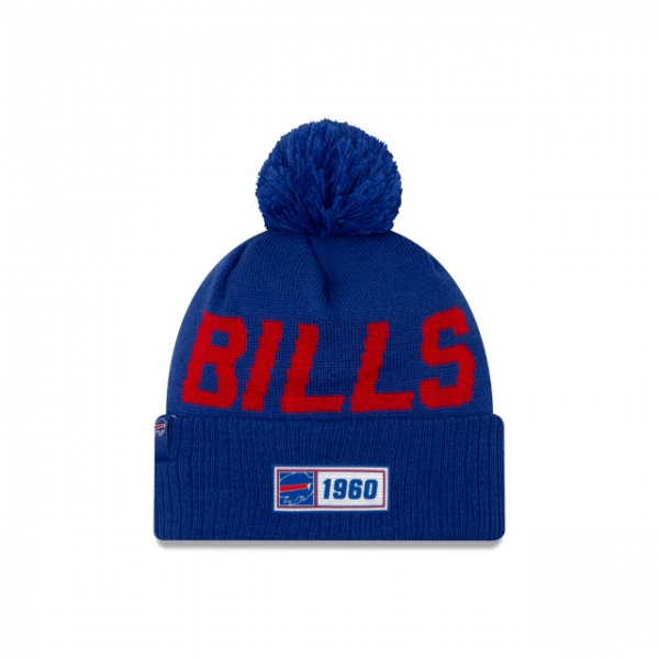 New Era On Field NFL19 Sport Knit Road - Buffalo Bills