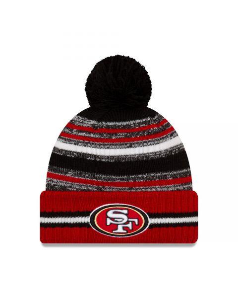New Era NFL21 Sport Knit - San Francisco 49ers