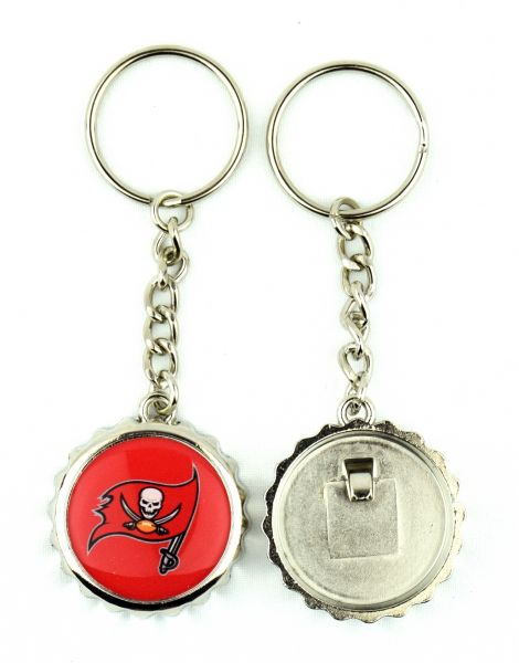 NFL Bottle Cap Opener - Tampa Bay Buccaneers