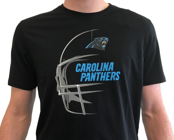 New Era NFL Headshot Tee - Carolina Panthers