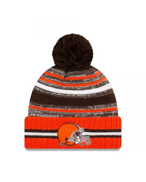 New Era NFL21 Sport Knit - Cleveland Browns