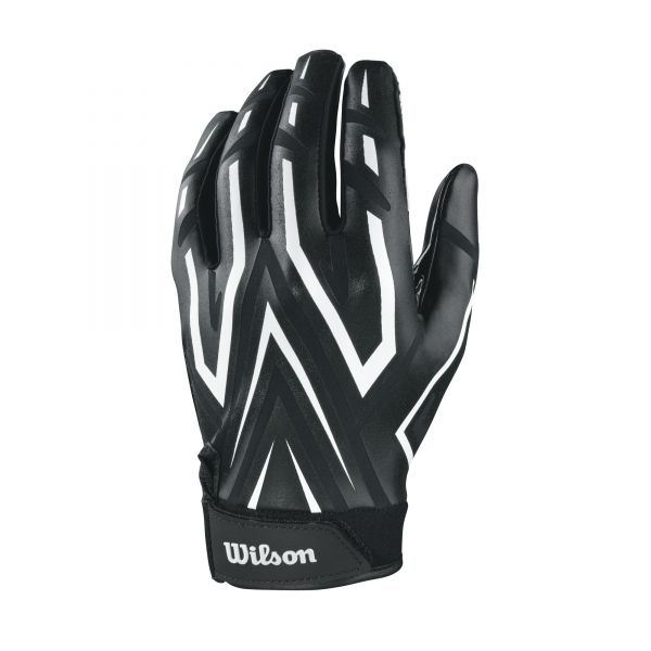 Wilson Clutch Receiver Gloves - Black