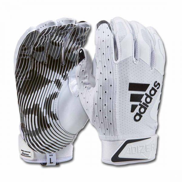 Adidas ADIZERO 5-Star 9.0 Gloves - White/Black