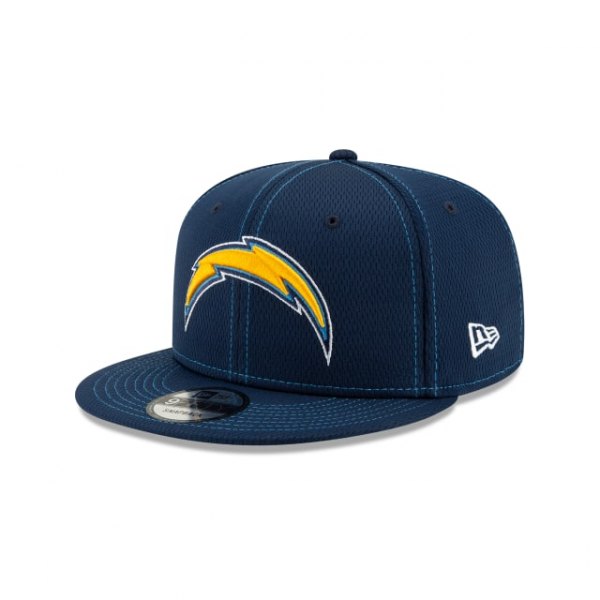 New Era 9FIFTY NFL 2019 Sideline Cap - Los Angeles Chargers