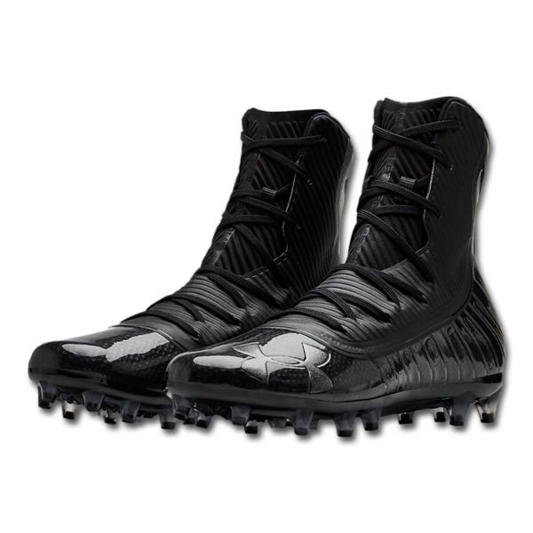 Under Armour Highlight MC Football Cleats - Black
