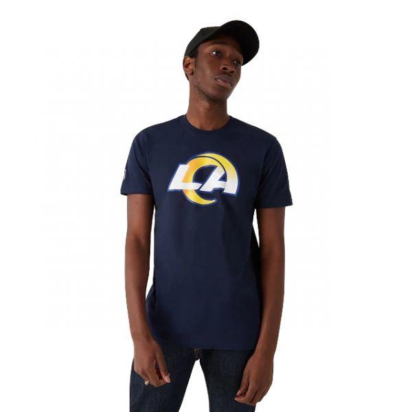 New Era NFL Team Logo Tee - Los Angeles Rams
